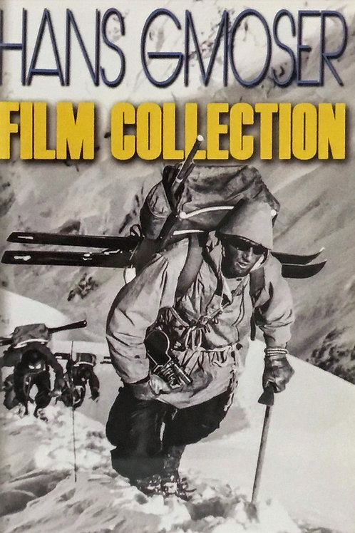 Hans Gmoser Film Collection - 10 DVD Set - Collectors Edition