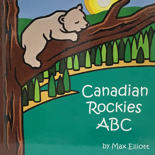 Canadian Rockies ABC: Ages 2 +