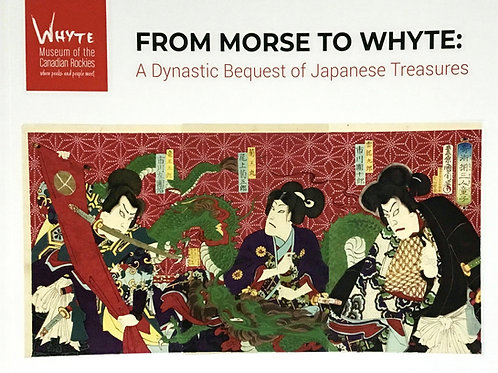 From Morse to Whyte: A Dynastic Bequest of Japanese Treasures