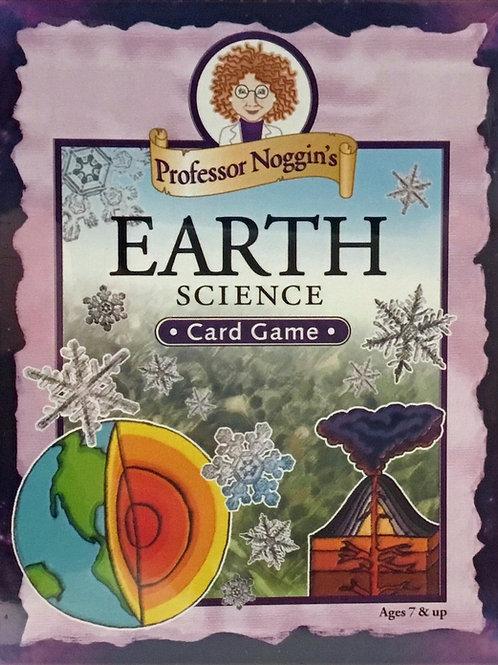 Earth Science Trivia Game - Professor Noggin's - Ages 7+