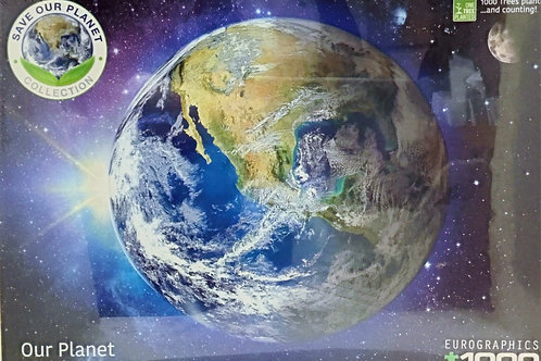 Our Planet puzzle - 1000 pieces - Save our Planet Collection