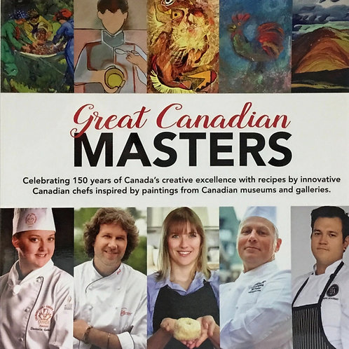 Great Canadian Masters -  $10 donated to the Banff Food Bank