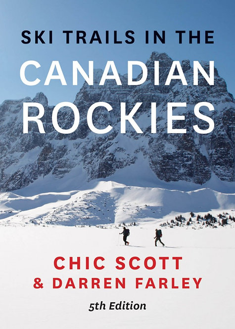 Ski Trails in the Canadian Rockies – 5th Edition