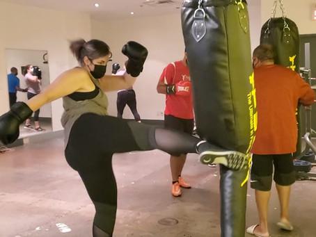 Gratuits - défi de 7 jours de Boxe et Kickboxe.
