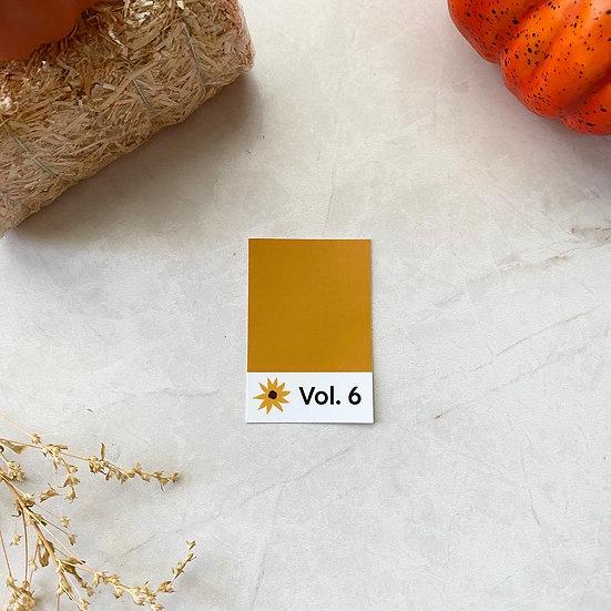 Sunflower V. 6 Sticker