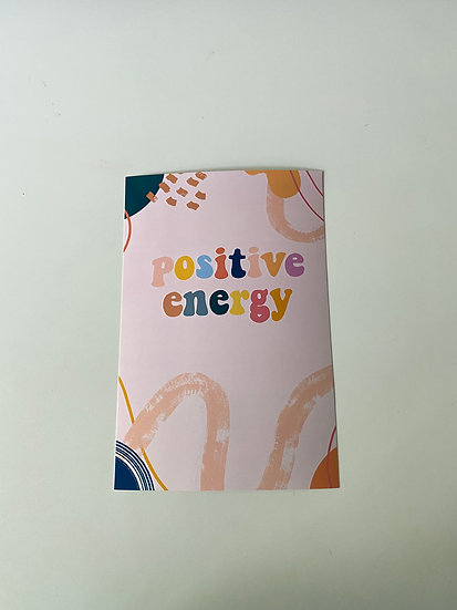 Positive Energy Small Print