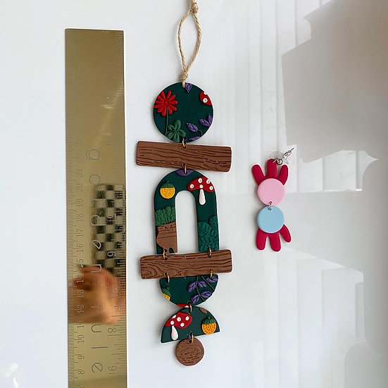 Herbology Class Wall Hanging
