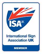 international sign association uk member