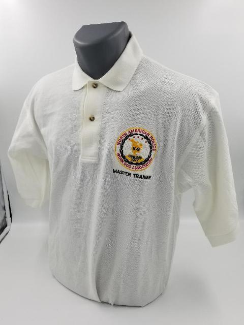 NAPWDA Embroidered Polo Shirts