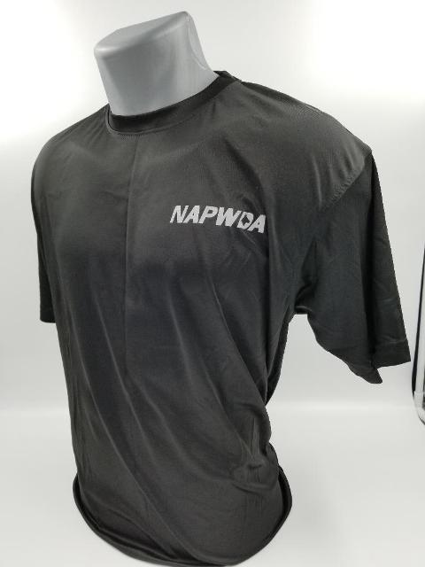 NAPWDA Moisture Wicking T-shirts