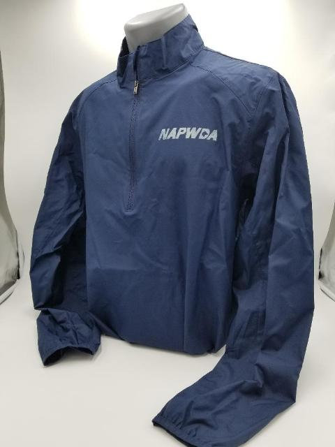NAPWDA - water resistant wind shirts - light weight