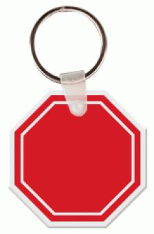 Stop Sign Shape Key Tag