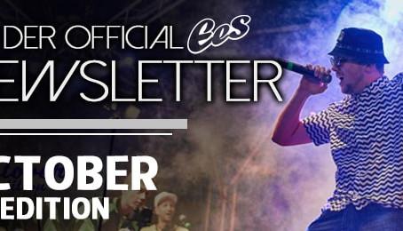Oktober Newsletter