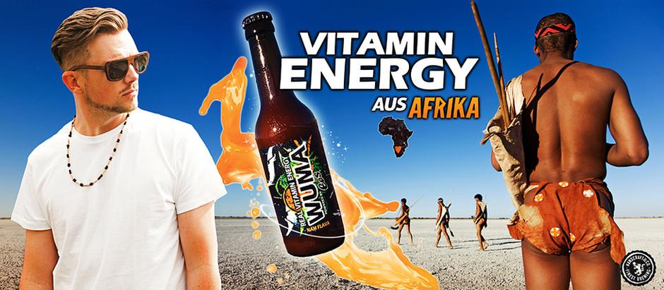 Die Kraft aus Afrika ist da!