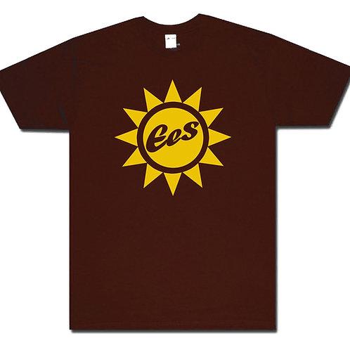 EES – SUN tshirt (brown)