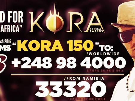 "EES nominated for ""Best Album in Africa"" @ Kora Awards"
