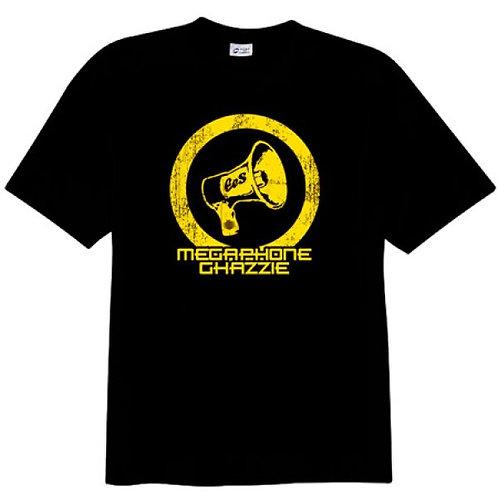 Megaphone Ghazzie (T-shirt)