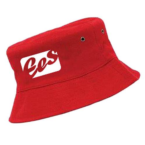 EES – Bucket Hat (red)