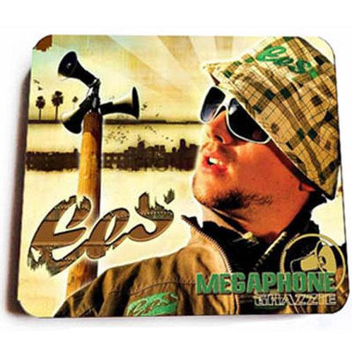 """EES – """"Megaphone Ghazzie"""" (Album)"""