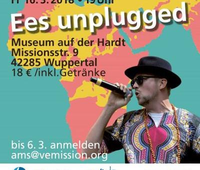 EES gibt exklusives Konzert in Wuppertal