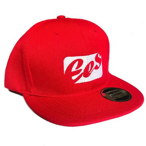 EES Snapback CAP (red)