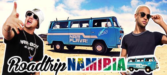 EES wieder auf #RoadTripNamibia diesmal mit Simon Desue