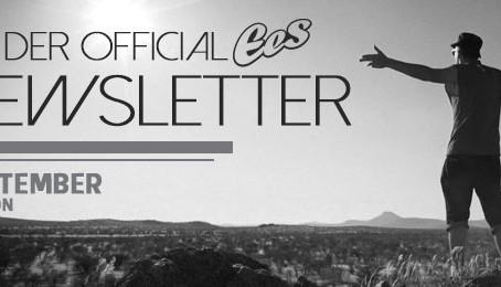 September 2017 Newsletter