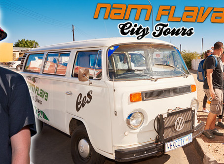 """""""NAM FLAVA"""" City Tours by EES"""