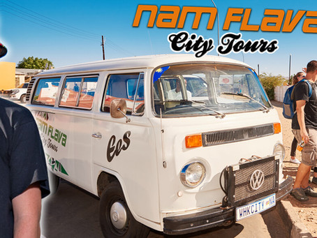 """NAM FLAVA"" City Tours by EES"