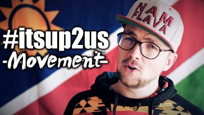 #itsup2us Movement