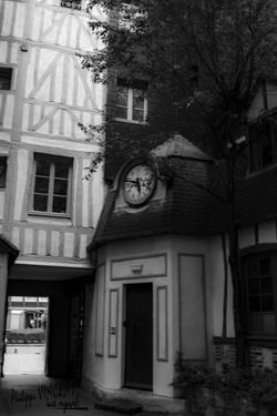 La petite horloge