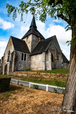 Eglise de Perriers sur Andelle