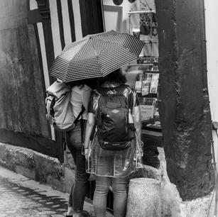 Un p'tit coin d'parapluie