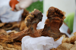 Ancient Feet