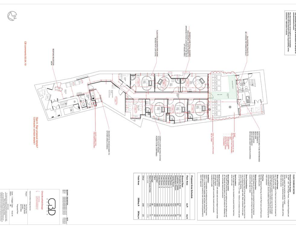 Float Hub CAD