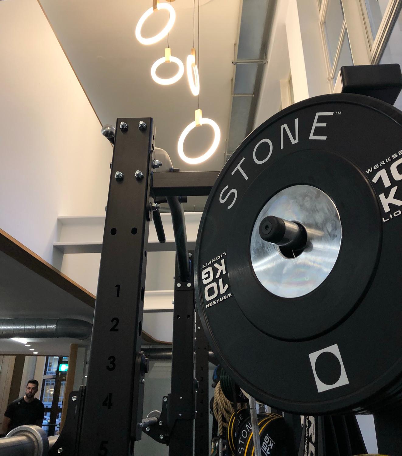 Stone, Gym Referbishment