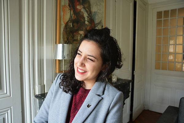 Alexandra Mantice Motion Designer