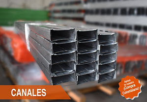 Canales/Perfiles Drywall/ Perfiles PVC/ Acerfo