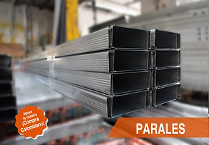 Parales/Perfiles Drywall/ Perfiles PVC/ Acerfo