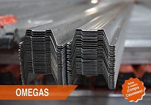 Omegas/ Perfiles Drywall/ Perfiles PVC/ Acerfo