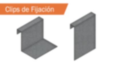 Clip de Fijacion Tipo S y J