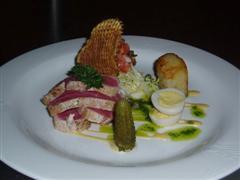 Tuna Nicoise