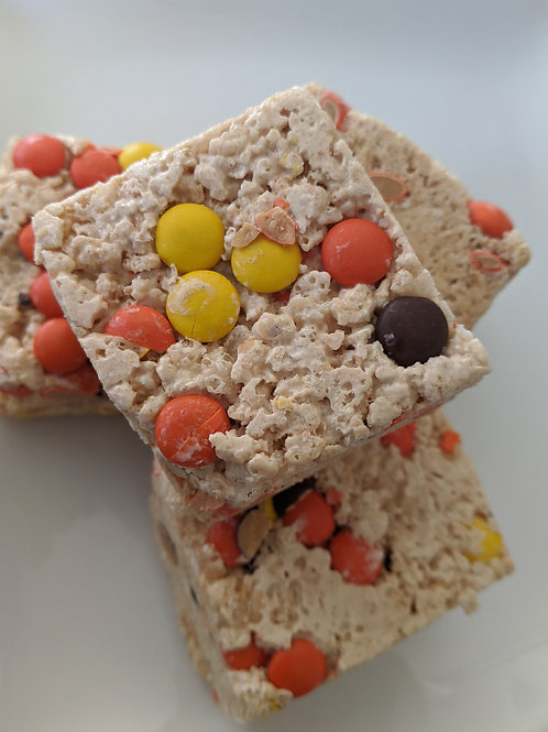 Peanut Butter Krispies