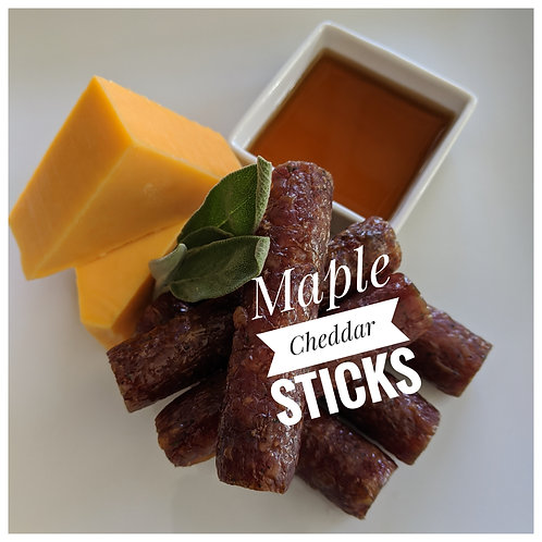 Maple Cheddar Sticks