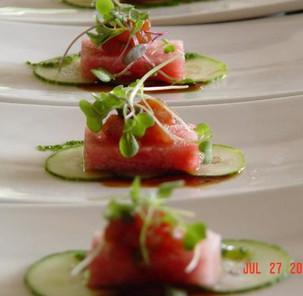 Watermelon Tartar