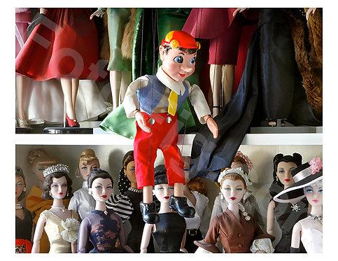 Pinocchio and Skirts
