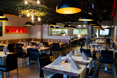 Salle principale du Restaurant Italien Piacere