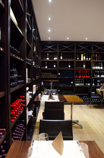 Espace Cave Salle Privative Restaurant Italien Piacere
