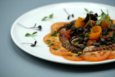 Plat Restaurant Italien Piacere