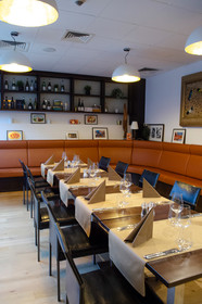 Salle Privative Restaurant Italien Piacere